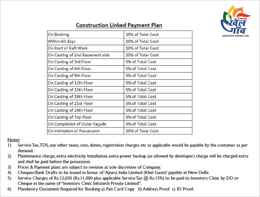 payment plan form